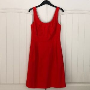 JCREW Factory Sleeveless Dress with Pockets
